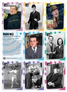 The Avengers 50th Trading Cards