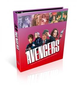 The Avengers Binder