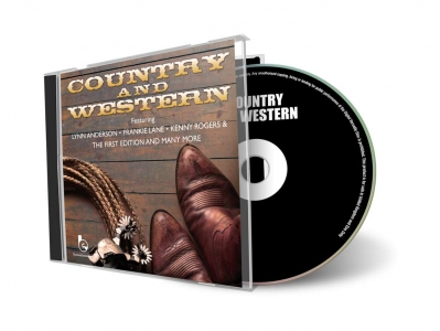 Country and Western CD Cover