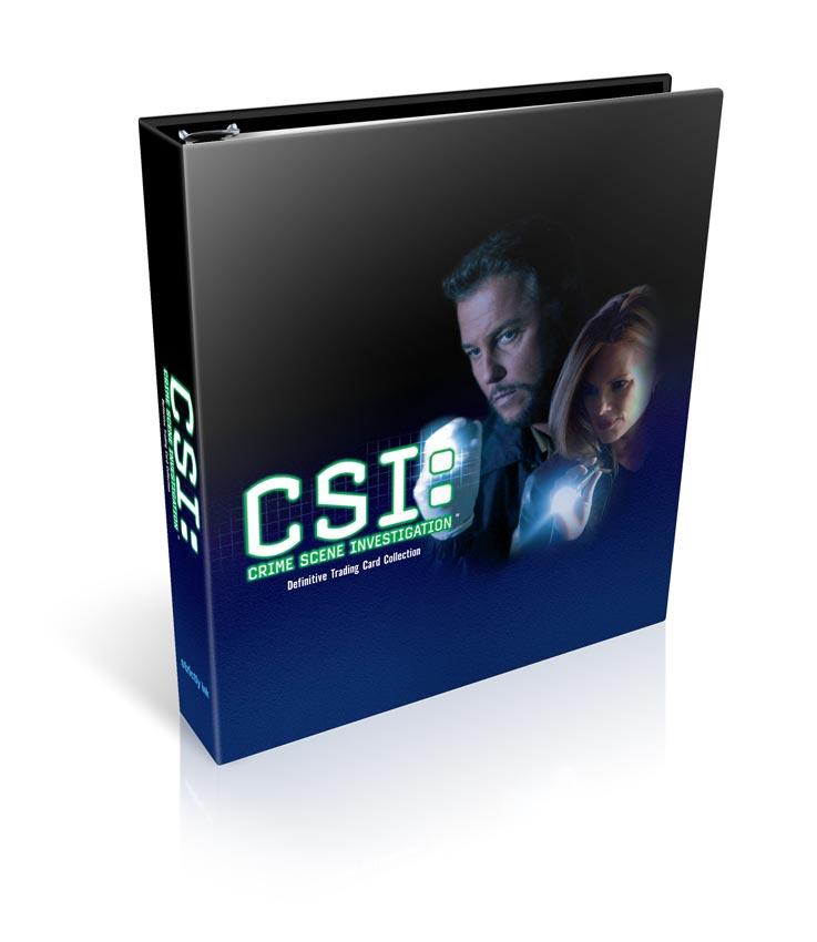 CSI Binder