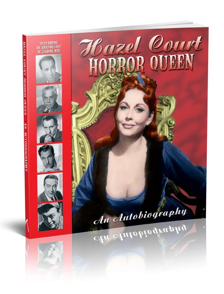 Hazel Court Horror Queen