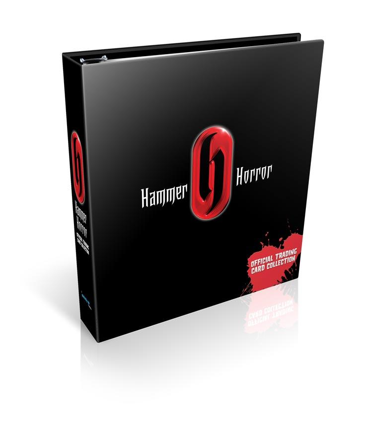 Hammer Horror Binder