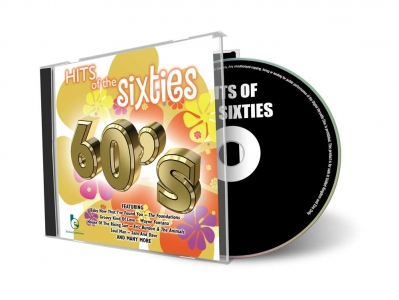 Hits of the Sixties CD Cover