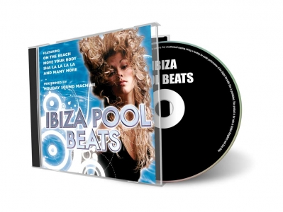 Ibiza Pool Beats CD Cover