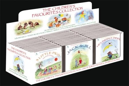 Children's Favourites CDU
