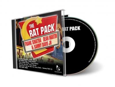 Rat Pack CD Cover