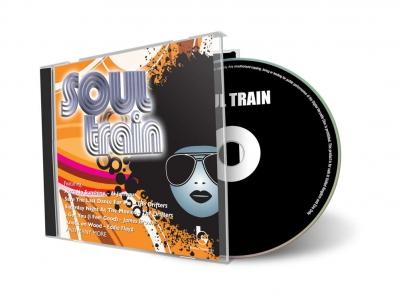 Soul Train CD Cover