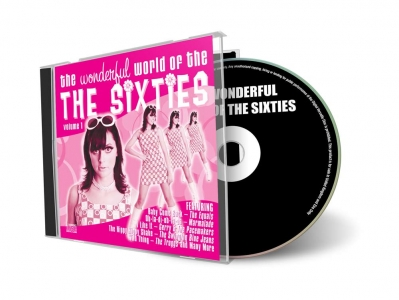 Wonderful World of the Sixties CD Cover