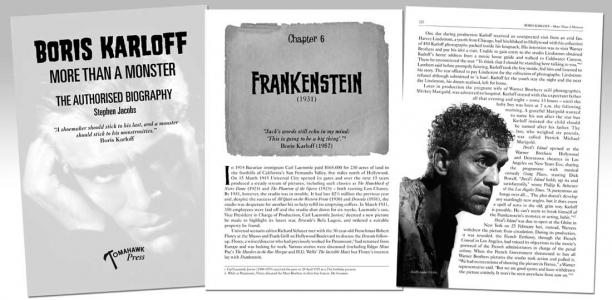Boris Karloff – More Than a Monster